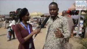 Video: Nigerians React To Donald Trump
